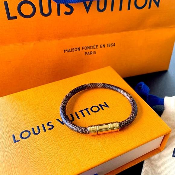 Louis Vuitton Keep it Bracelet